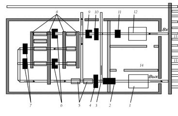 курсовая работа дефектоскопия осей колесных пар электровоза локомотива