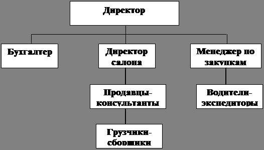 Современная структура