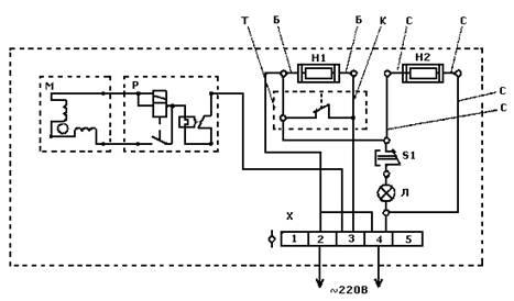 Анализ электрической схемы